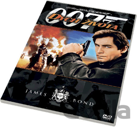 DVD James Bond: Dych života - John Glen