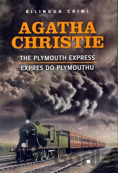 Kniha Expres do Plymouthu / The Plymouth Express (Agatha Christie) [CZ] - Agatha Christie
