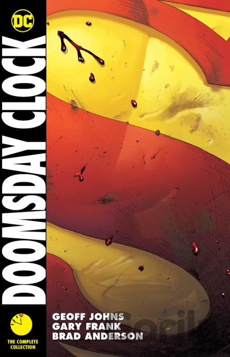 Kniha Doomsday Clock: The Complete Collection - Geoff Johns