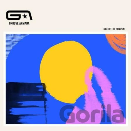 Groove Armada: Edge Of The Horizon LP