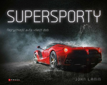 Kniha Supersporty - John Lamm
