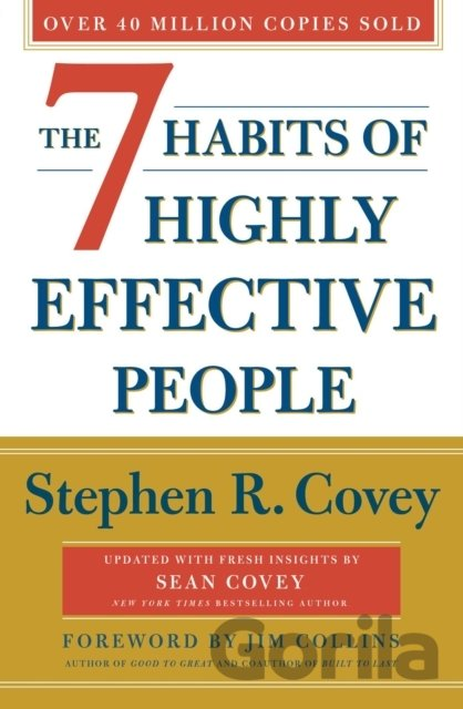 Kniha The 7 Habits Of Highly Effective People - Stephen R. Covey