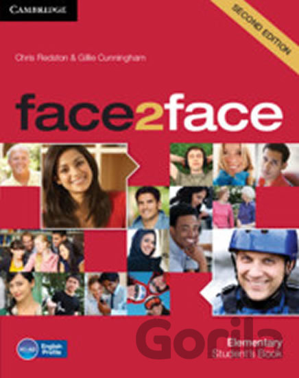 Kniha Face2Face: Elementary Student´s Book - Chris Redston