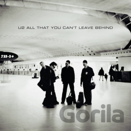 CD album U2: All That You Can't Leave Behind