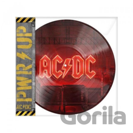 AC/DC: Power Up LP Picture Disc