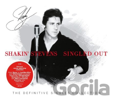 CD album Shakin' Stevens: Singled Out