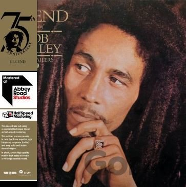 Bob Marley: Legend LP