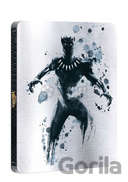Steelbook Black Panther Steelbook - Ryan Coogler