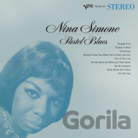 Nina Simone: Pastel Blues LP