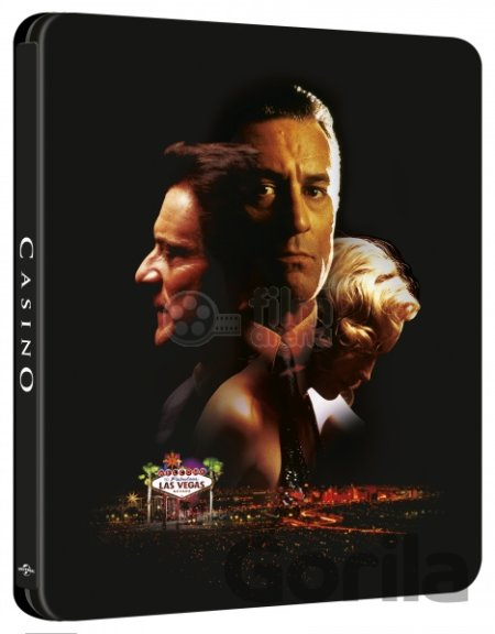 UltraHDBlu-ray Casino Ultra HD Blu-ray Steelbook - Martin Scorsese