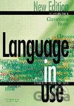 Kniha Language in Use Pre-Intermediate CB - Adrian Doff, Christopher Jones