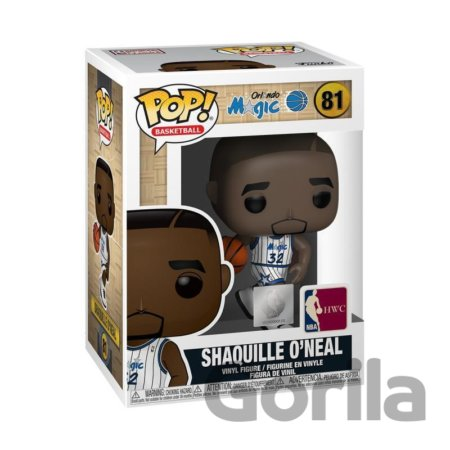 Funko POP NBA: Legends - Shaquille O´Neal (Magic home)