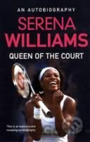 Kniha Queen of the Court - Serena Williams