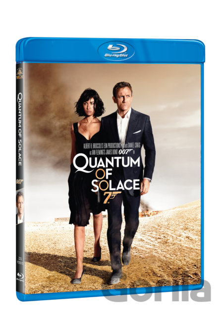 Blu-ray Quantum of Solace - Marc Forster