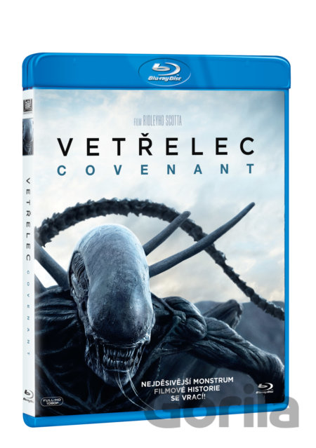 Blu-ray Vetřelec: Covenant - Ridley Scott