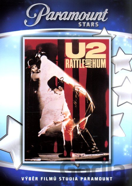 DVD U2: Rattle and Hum - Phil Joanou