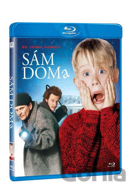 Blu-ray Sám doma - Chris Columbus