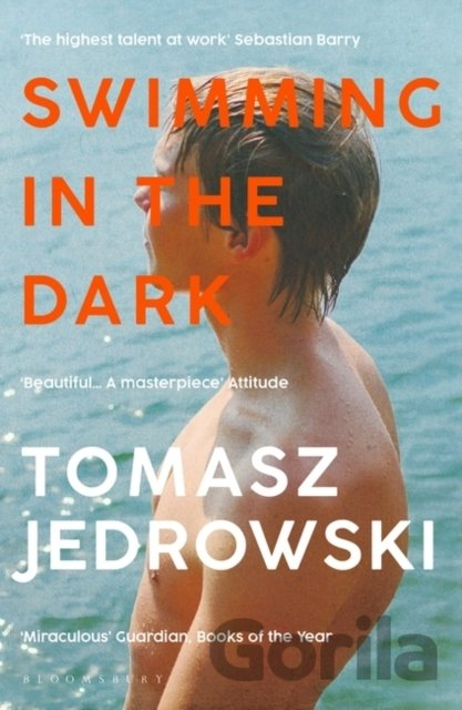 Kniha Swimming in the Dark - Tomasz Jedrowski