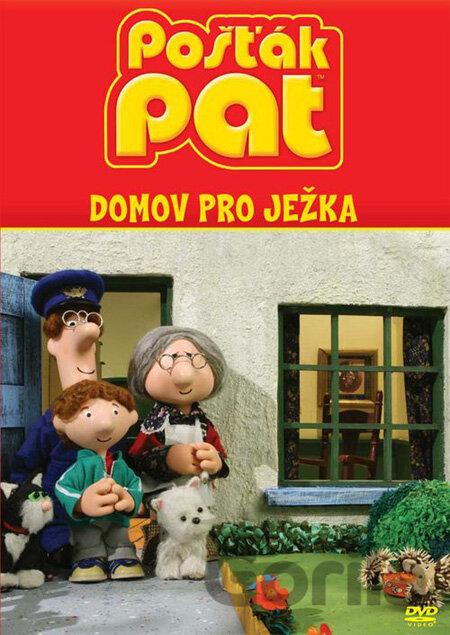 d548d12135a Film  Pošťák Pat - nové příběhy 4. - Domov pro ježka za 12