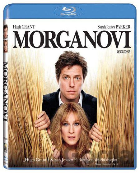 Blu-ray Morganovi (Blu-ray) - Marc Lawrence