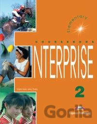 Kniha Enterprise 2 - Student's Book - Elementary - Virginia Evans, Jenny Dooley