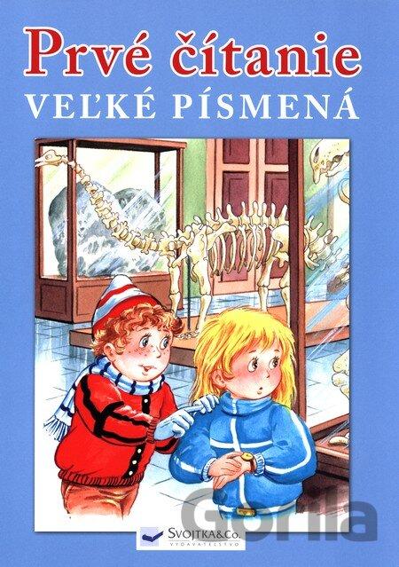 a0447c200 Kniha: Prvé čítanie Veľké písmená [SK] za 7,90€ | Gorila
