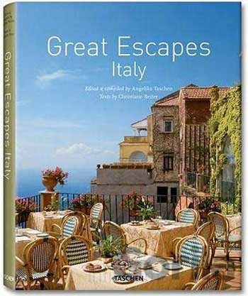 Kniha Great Escapes Italy - Christiane Reiter