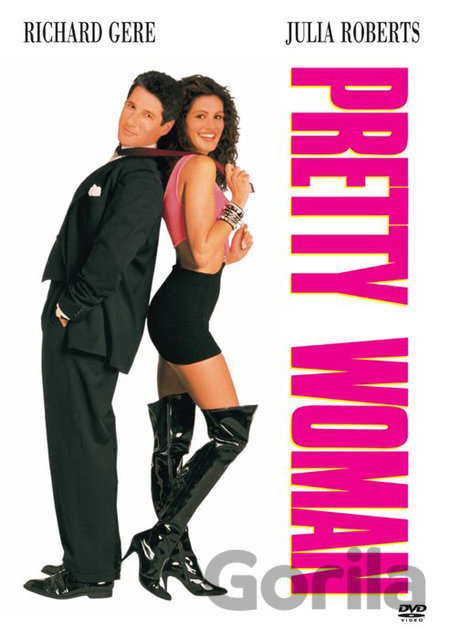 DVD Pretty Woman - Garry Marshall