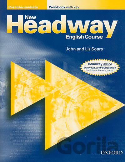 Kniha New Headway Pre-Intermediate Workbook with Key (John a Liz Soars) [EN] - Liz Soars, John Soars