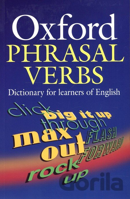Kniha Oxford Phrasal Verbs Dictionary for Learners of English (2nd Edition) [paperback -