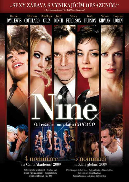 DVD Nine (2009) - Rob Marshall