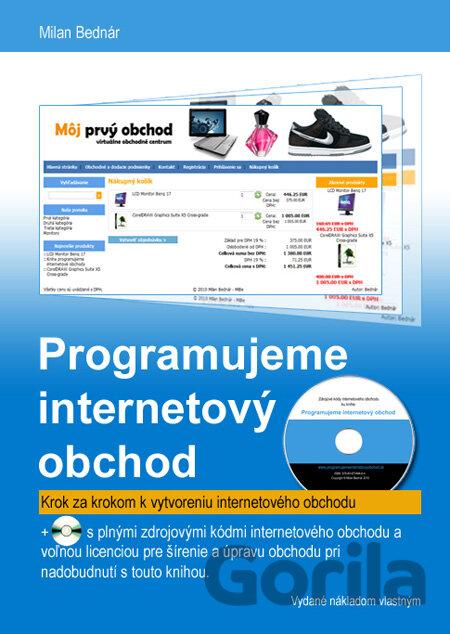 Kniha  Programujeme internetový obchod + CD(Milan Bednár) za 12 b3c30e39a7
