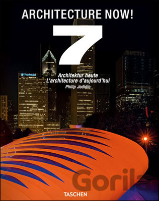 Kniha Architecture Now! 7 (Philip Jodidio) (Paperback) - Philip Jodidio