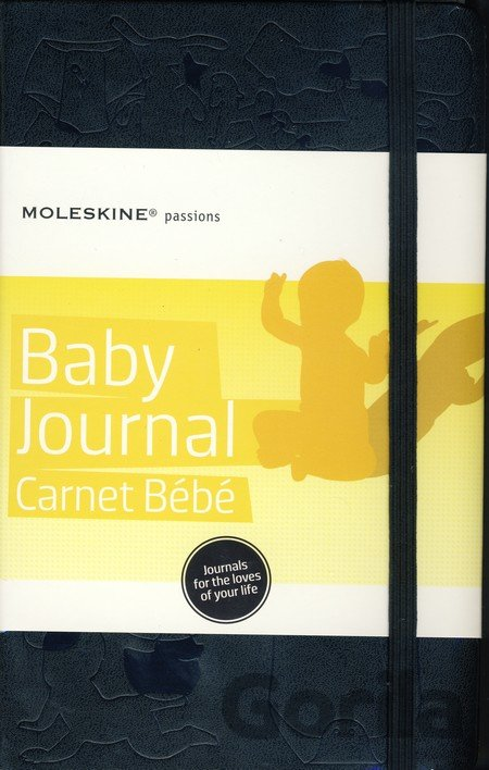 Moleskine Passion Baby Journal (Moleskine)