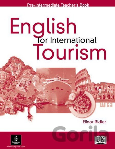 Kniha English for International Tourism  - Pre-intermediate - Teacher's Book - Elinor Ridler