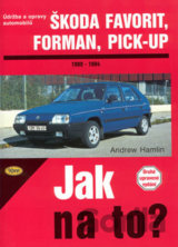Škoda Favorit, Forman, Pick-up - 1989 - 1994 - Jak na to? - 37. (Andrew Hamlin)