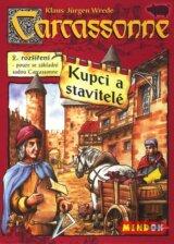 Carcassonne - Kupci a stavitelé (2. rozšíření) (Klaus-Jürgen Wrede)