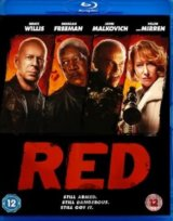 Red (2010 - Blu-ray)