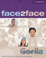 face2face Upper Intermediate Workbook with Key (Tims, N. - Bell, J.) [Paperback]