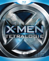 Tetralogie: X-Men (4 x Blu-ray)