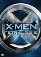 Tetralogie: X-Men  (4 DVD)
