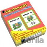 Flashcards - Good Habits and Safety