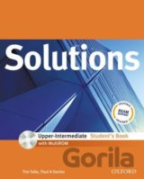 Solutions Upper-Intermediate Student's Book + MultiROM Pack (Falla, T. - Davies