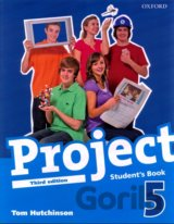 Project, 3rd Edition 5 Student's Book (Hutchinson, T.) [Paperback]