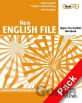 New English File Upper-intermediate Workbook (Kolektiv autorů) [EN]