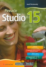 Pinnacle Studio 15 (Josef Pecinovský)