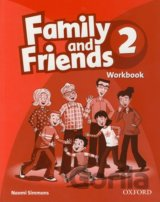 Family and Friends 2 Workbook (Simmons, N.) [Paperback]