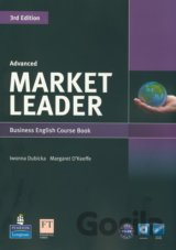 Market Leader 3rd Edition Advanced Coursebook & DVD-Rom Pack (Iwona Dubicka)