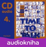 Time to talk 4 - audio CD (Peters Sarah, Gráf Tomáš)