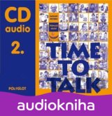 Time to Talk 2. (Tomáš Gráf; Sarah Peters) [EN] [Médium CD]